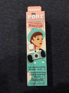 🚚 Porefessional pore minimizing makeup (15ml)
