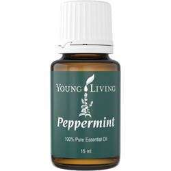 🚚 Young Living Peppermint Essential Oil 5ml