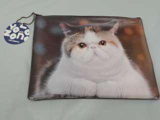 貓貓拉鏈袋