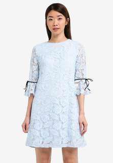 TFNC - Kembis Lace Tunic Dress