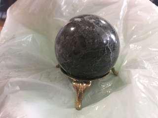 Ball graphite design
