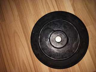 4pc Maxx Rubberized Plate 7.5kg