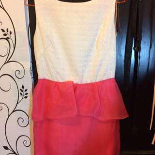 Dress simple lucu