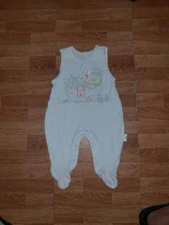 Frogsuits sleeveless 3-6m