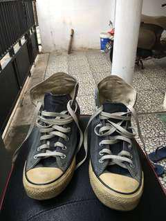 Converse blue navy size 41 original!