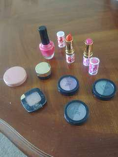 Never used makeup