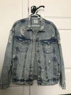 BNWT denim jacket