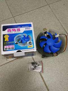 青鳥3 CPU風扇