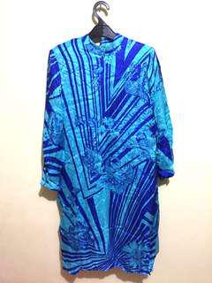 BLUE TOP/DRESS