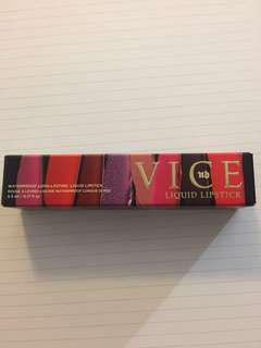 Urban Decay liquid lipstick 714