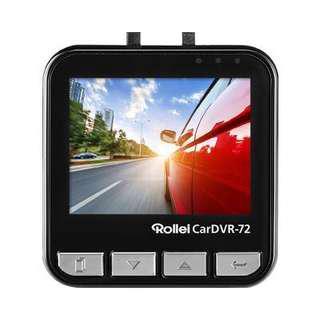 Rollei Car Dash Cam DVR 72 | Car Camera | Full HD(1080p) Recording