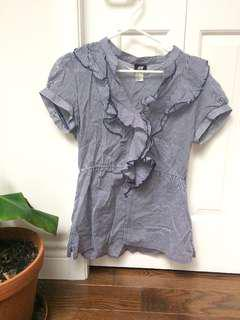 REDUCED H&M blouse