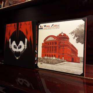 TMR Vault 23 - The White Stripes - Under Amazonian Lights (vinyl)