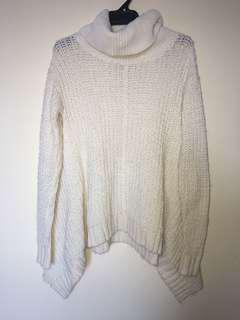 Asos cream knit jumper