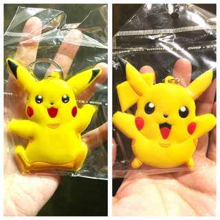 Pikachu keychain BNIB