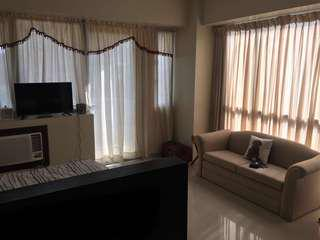 FOR RENT STUDIO WITH BALCONY AT PALMTREE VILLAS 1