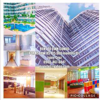Rent to own units at eastwood legrand 3