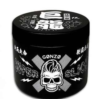 🚚 Free Doorstep Delivery 📦 [Gonzo Super Slick Pomade Waterbased Stronghold 500g]