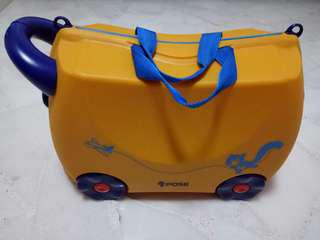 Brand New Posb Trunki Luggage - to sell / exchange with play slide