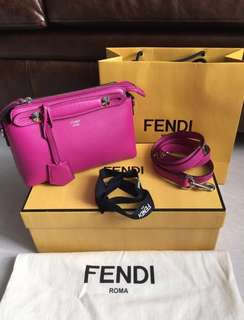 可買可換 Fendi By the Way Mini