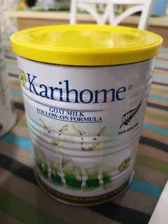 Karihome goat milk stage 2 400g