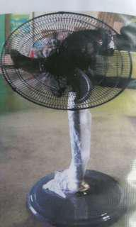 "18"" PVC stand fan (home use)"