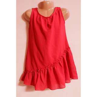 Mossimo sleeveless top for kids
