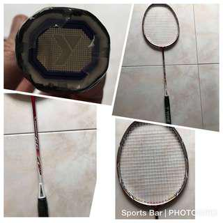 [GSS] Brand new Yone racket nanoray 66 (clone of Yonex racket)