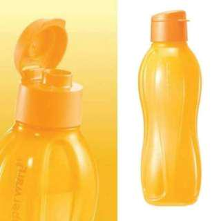 TUPPERWARE ECO BOTTLES 750ml AND 500ml!!