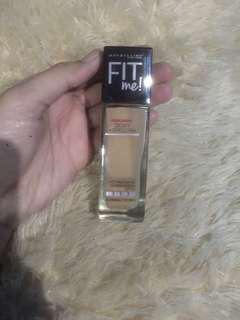 maybelline fit me foundation 220 NEW!