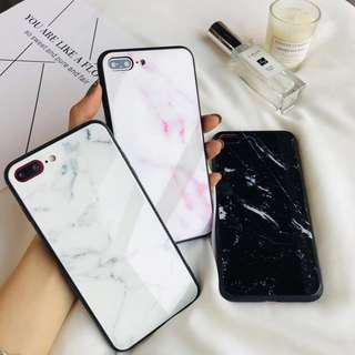 *FREE NM* PO Glam Marble Printed iPhone Cases #POJPO