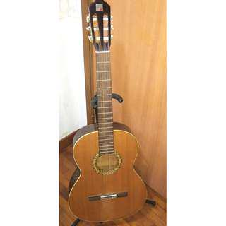 Alhambra C1 Solid Cedar Top Guitar (Made in Spain)