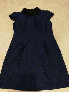 Blue dress ($8 deal CNY promo)