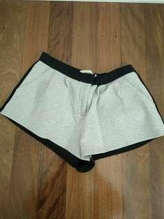 Cameo mini shorts