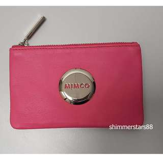 New Winter 2018 release Mimco small pouch RRP$79.95