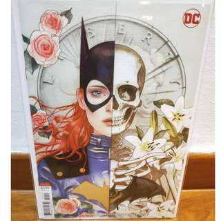 Batgirl #24 (2018) Joshua Middleton Variant Cover NM condition HTF