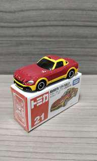 Tomica 21 Arbarth 124 Rally