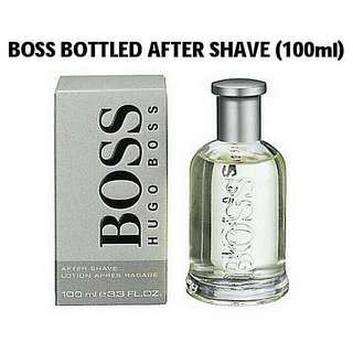 🚚 Boss Bottled After Shave (100ml)