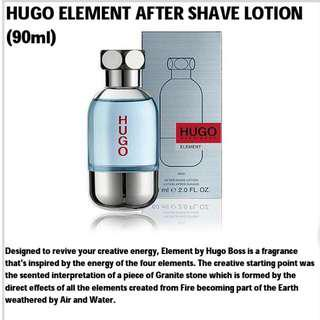 🚚 Hugo Element After Shave Lotion (90ml)