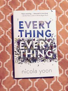 Everything, Everything | by Nicola Yoon