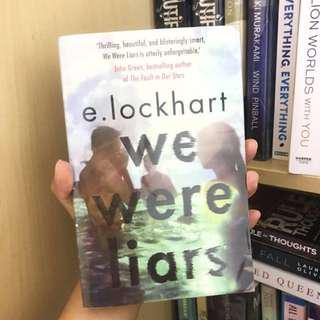 We Were Liars | by E. Lockhart