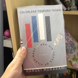 Colorless Tsukuru Tazaki | Haruki Murakami