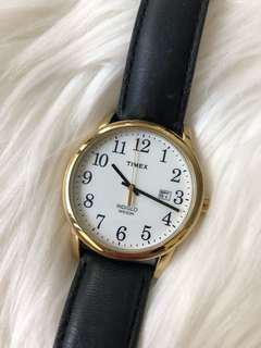 Timex oversized numbers watch