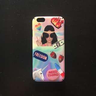 🚚 Kimoji iPhone 6/6S Case
