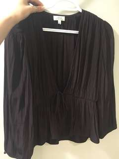 Wilfred Tie Top