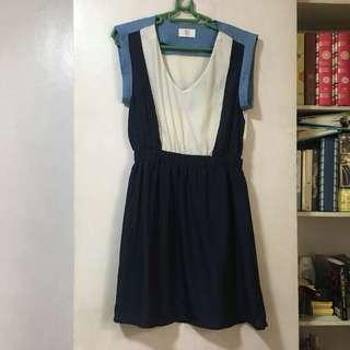 Bayo Blue Dress