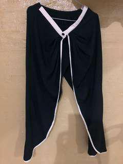 Celana panjang fit to M