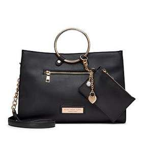 Authentic Marc New York Chelsea Tote Black