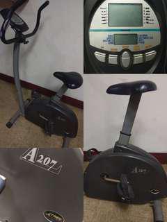 ⭐Johnson 喬山 直立式健身車 (Treo A207 fitness)