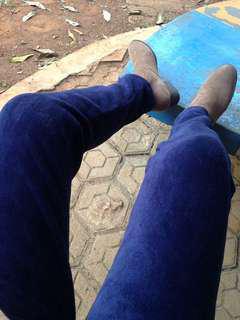 Corduroy pants murah
